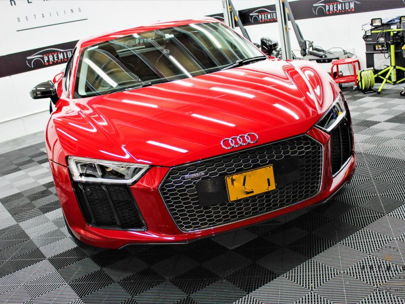 [object object] GYEON quartz Paint Protection Audi R8 V10 800x600