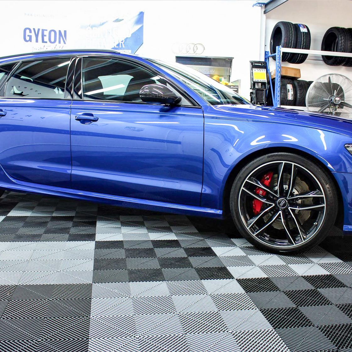[object object] Sydney Premium Detailing Protection Portfolio Audi RS6 Blue GYEON quartz SPD 1120x1120