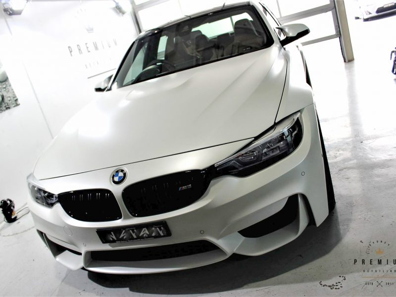 gyeon protection SPD Paint Protection Packages Frost White M3 800x600