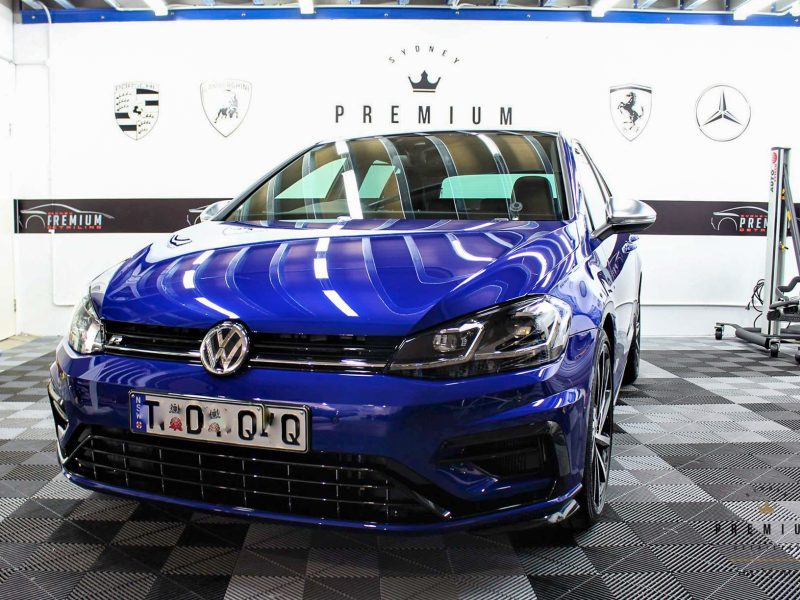 gyeon protection SPD Paint Protection Packages Golf R mk7