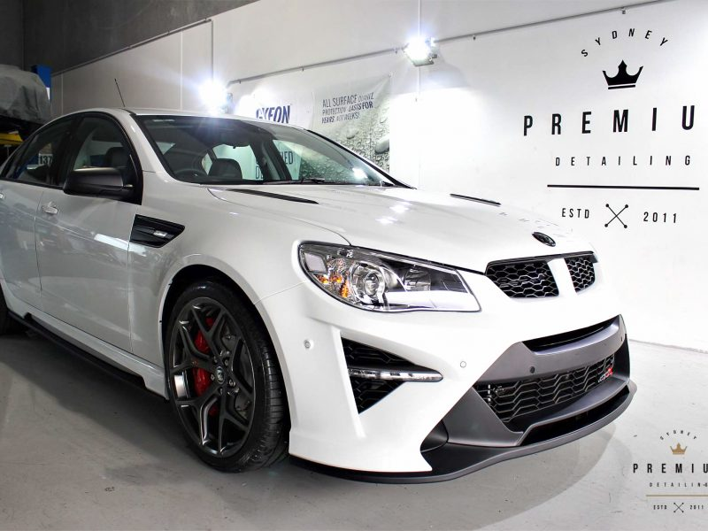 gyeon protection SPD Paint Protection Packages Holden HSV GYEON quartz SPD 800x600