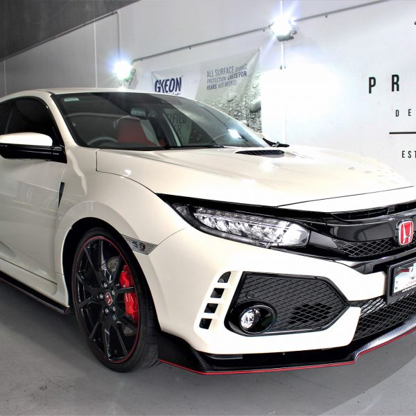 [object object] Sydney Premium Detailing Protection Portfolio Honda civic rs white 600x600