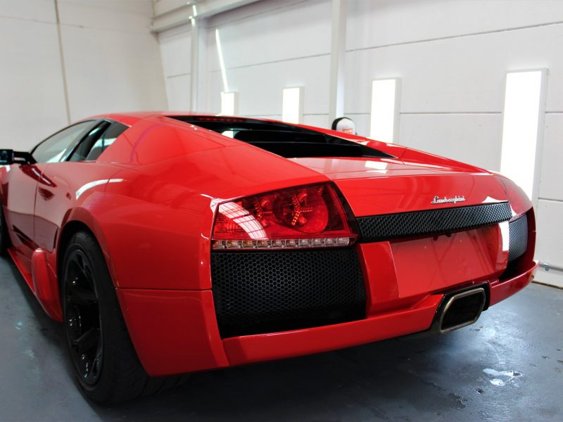 xpel ultimate paint protection film XPEL ULTIMATE Paint Protection Film Lamborghini Murcielago 1 XPEL 800x600