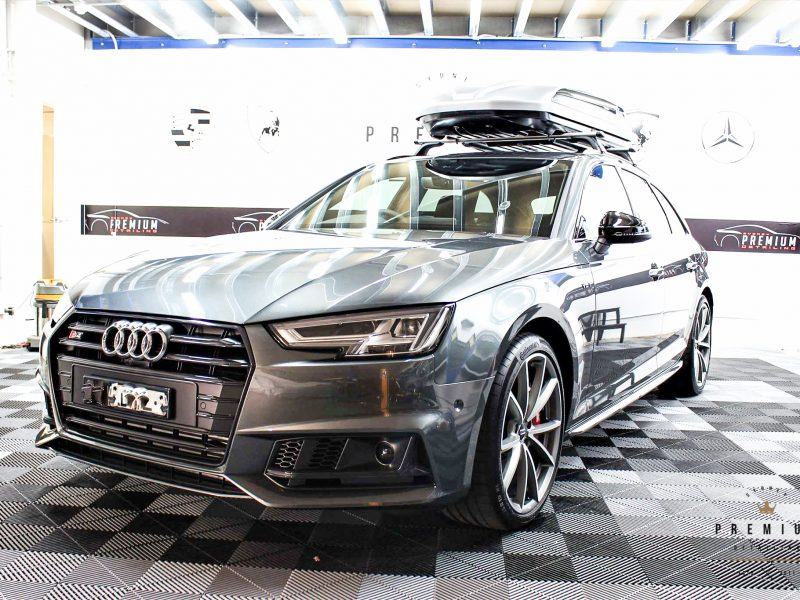 gyeon protection SPD Paint Protection Packages S4 wagon grey 800x600