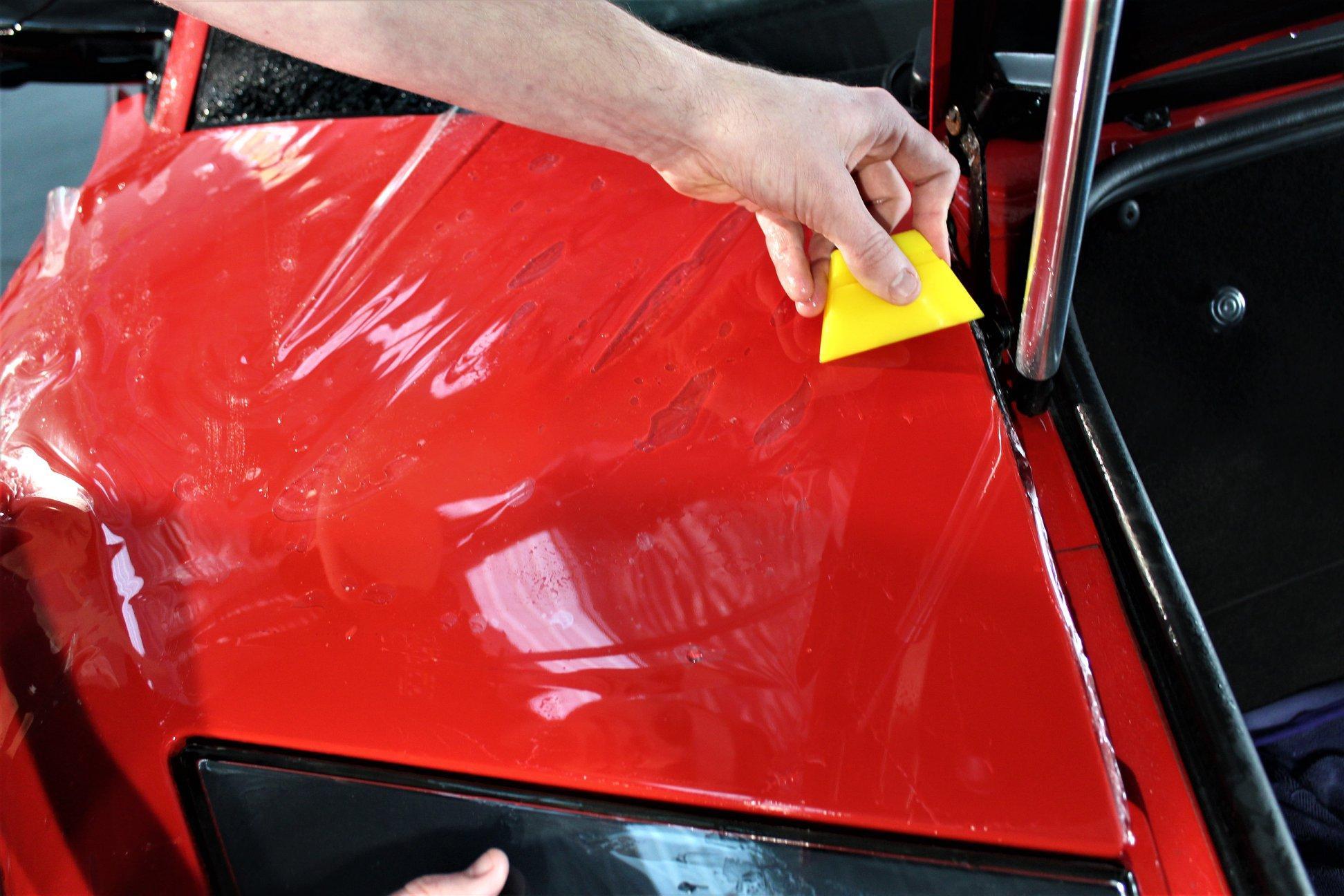 gyeon protection SPD Paint Protection Packages lamborghini xpel application