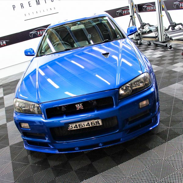 [object object] Sydney Premium Detailing Protection Portfolio r34 skyline gyeon quartz spd 600x600