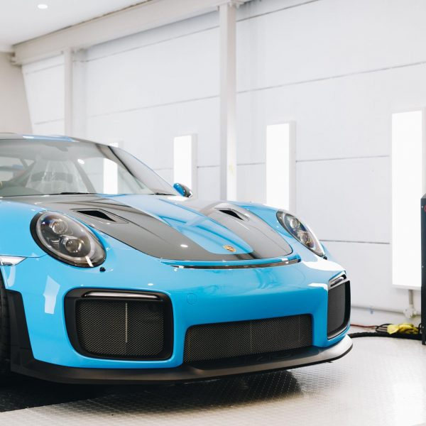 porsche 911 gt2rs - xpel ultimate plus & gyeon quartz full protection Porsche Paint Protective Solutions Showcase Porsche GT2RS GYEON XPEL 4 600x600