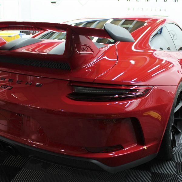 porsche 911 gt2rs - xpel ultimate plus & gyeon quartz full protection Porsche Paint Protective Solutions Showcase Porsche 991 GT3 XPEL Coverage 09 600x600