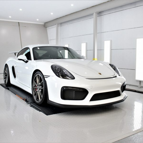porsche 911 gt2rs - xpel ultimate plus & gyeon quartz full protection Porsche Paint Protective Solutions Showcase Porsche GT4 Clear Bra Suntek XPEL ULTIMATE PLUS Paint Protection Film 02 600x600