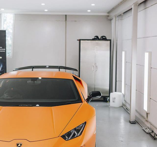 [object object] GYEON quartz Paint Protection lamborghini huracan matte orange paint xpel stealth 06 640x600