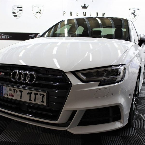 [object object] Audi Paint Protective Solutions Showcase AUdi S3 paint protection spd 03 600x600