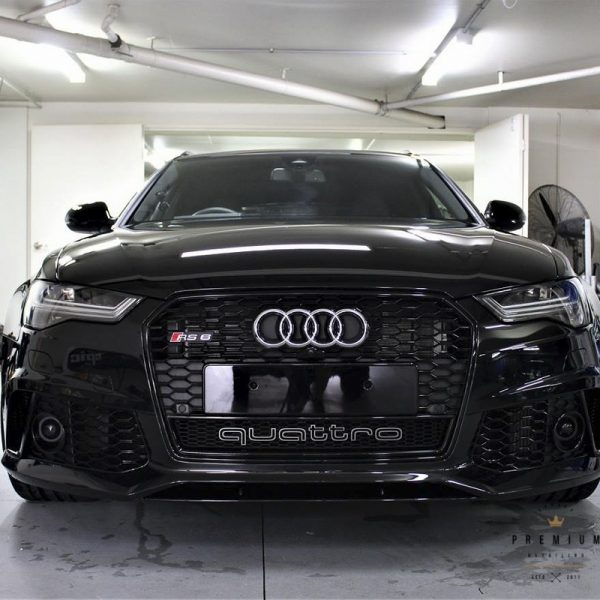 [object object] Audi Paint Protective Solutions Showcase Audi RS6 SPD Paint Protection Coating 03 600x600