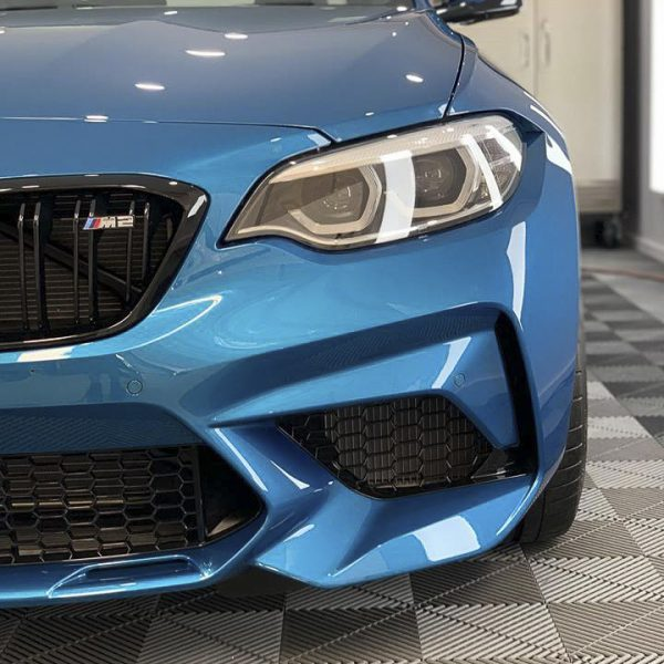sydney lamborghini detailer BMW Paint Protective Solutions Showcase BMW M2 Blue XPEL GYEON quartz 01 600x600