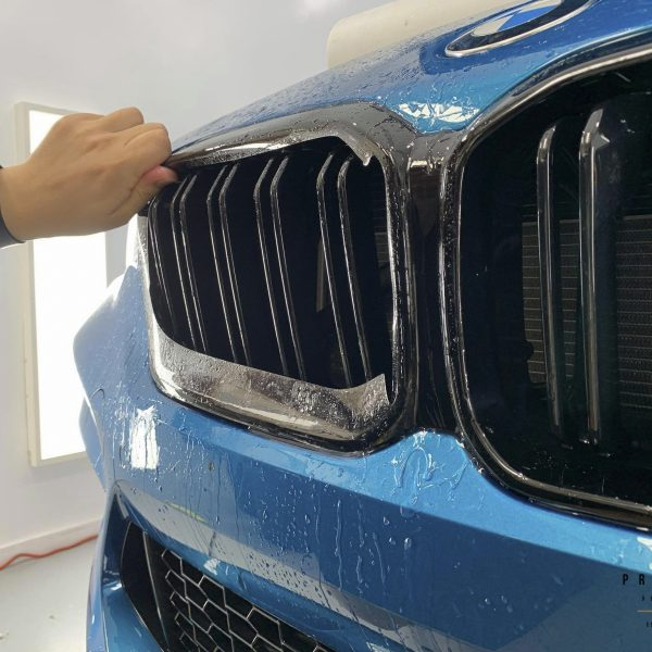 sydney lamborghini detailer BMW Paint Protective Solutions Showcase BMW M2 Blue XPEL GYEON quartz 07 600x600