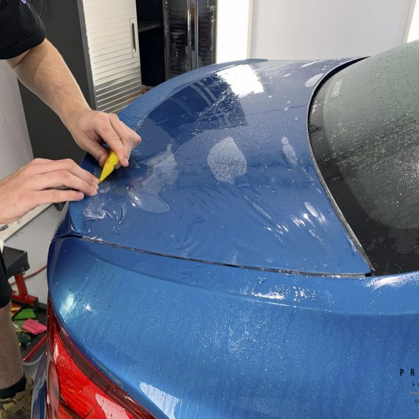 sydney lamborghini detailer BMW Paint Protective Solutions Showcase BMW M2 Blue XPEL GYEON quartz 10 600x600