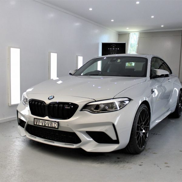 sydney lamborghini detailer BMW Paint Protective Solutions Showcase BMW M2 Competition White 04 600x600