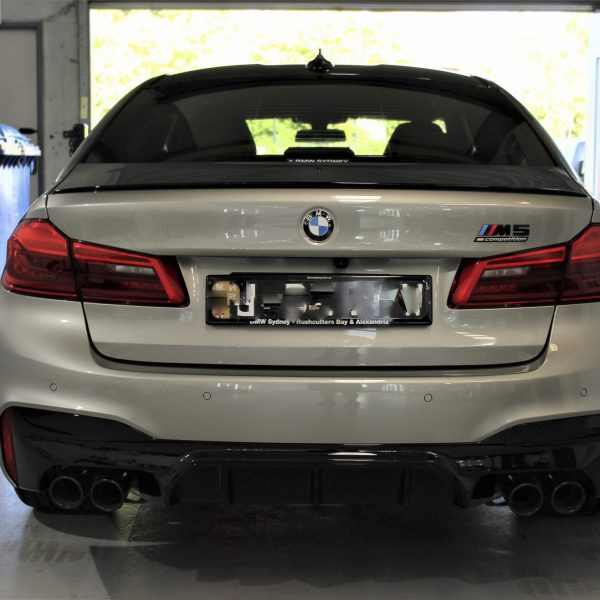 sydney lamborghini detailer BMW Paint Protective Solutions Showcase BMW M3 Competition Pack CP GYEON XPEL 02 600x600