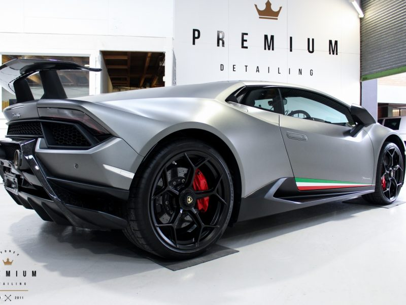 gyeon protection SPD Paint Protection Packages Lambo Grey Stealth XPEL STEK Kamikaze Gyeon 1600x1067 800x600