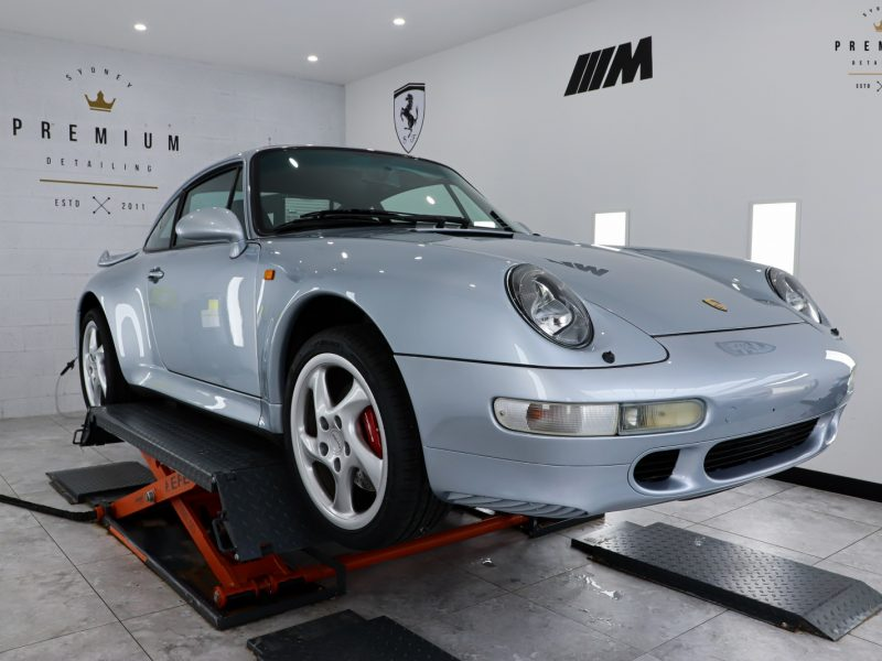 xpel ultimate paint protection film XPEL ULTIMATE Paint Protection Film Porsche 993 turbo XPEL STEK Kamikaze Gyeon 1600x1067 800x600